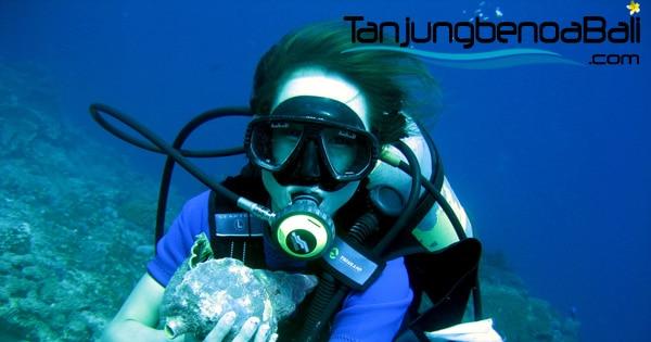 Scuba Diving Tanjung Benoa
