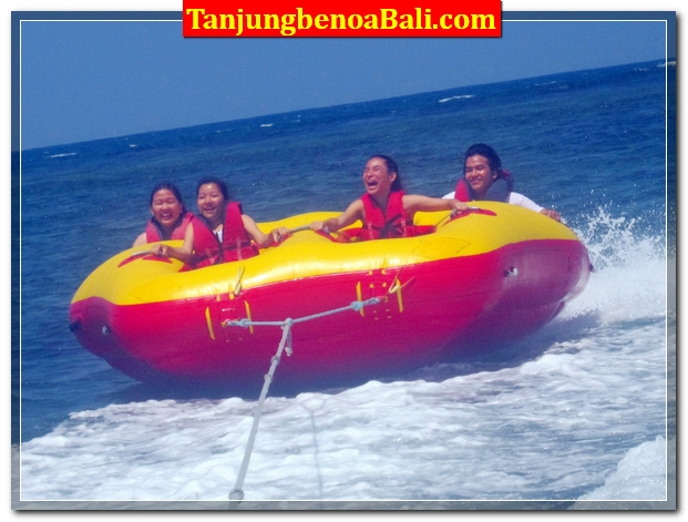 Rolling Donut Tanjung Benoa Bali