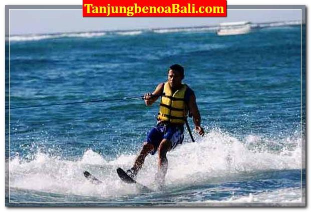Water ski Bali Tanjung Benoa