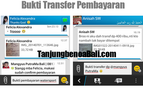 bukti-transfer-watersport-bali